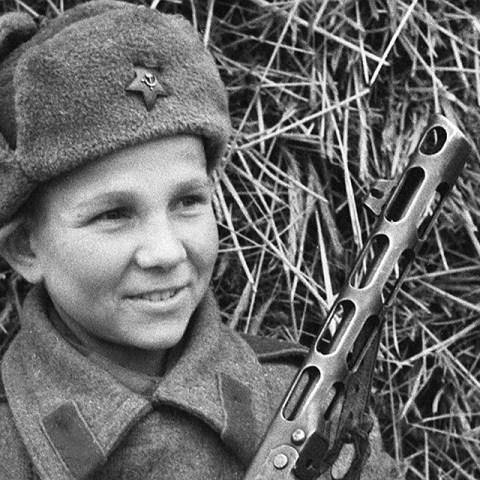 Партизаны Юные герои Великой Отечественной