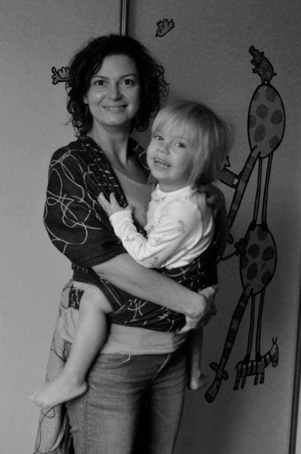 lujza s dcerkou