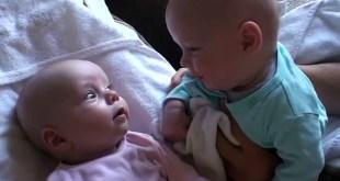 "VIDEO: ""Rozhovor"" brata so sestrou baví internet"