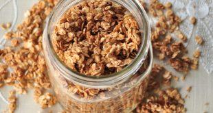 VIDEOrecept na domácu fit granolu – vhodné aj pre bezlepkáčov!