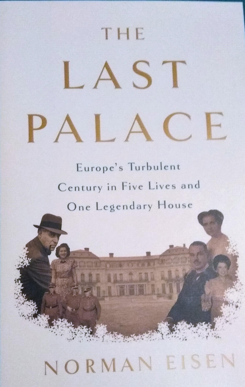 Norman Eisen; Last Palace