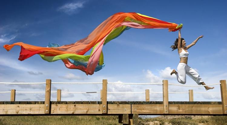 Магия: как научиться летать без крыльев в реальной жизни в домашних условиях? Ответ: никак!