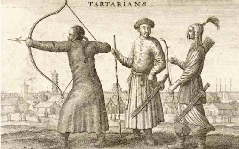 Как появились татары. Происхождение татар