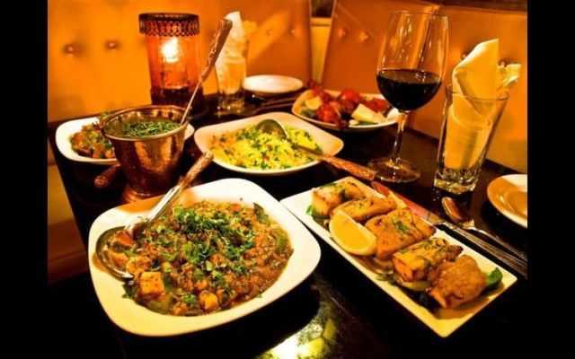 Индийские рестораны