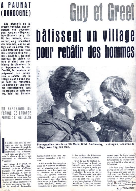 La Vie Catholique 1965