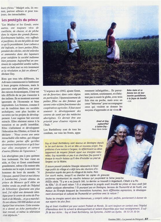 Journal le Périgord 4