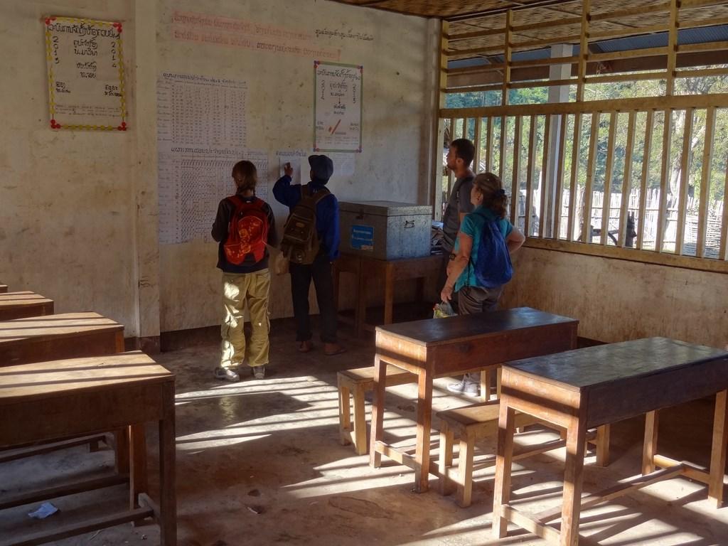 Classe village Kmu