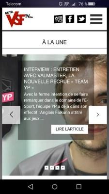 Site mobile1
