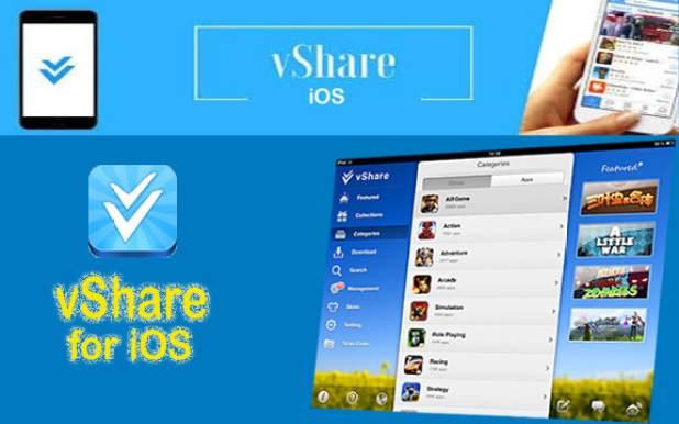 vShare iOS - vShare