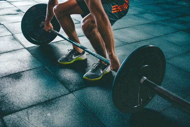 Barbell Deadlift   Best Weight Loss Exercises To Shed Fat   workout program
