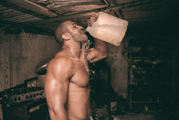 Drink More Water   How To Get A Six Pack The Right Way   how to get abs fast