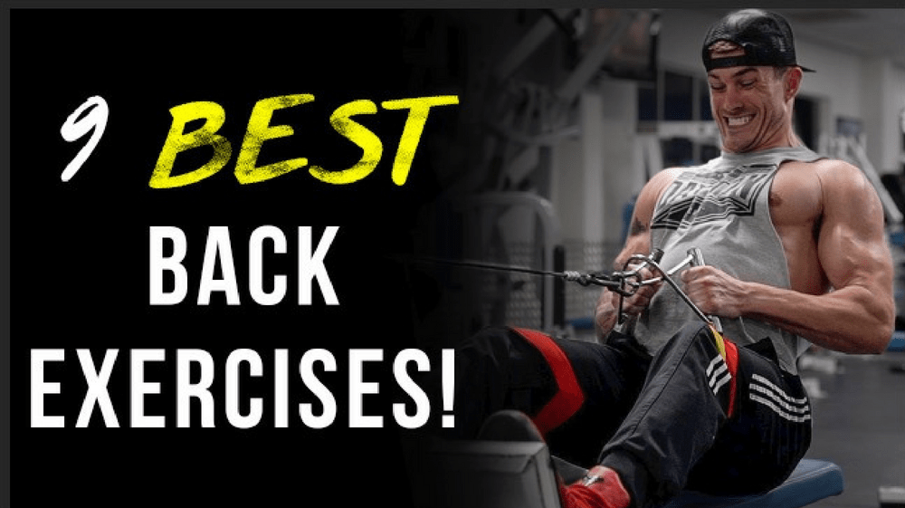 best back exercises