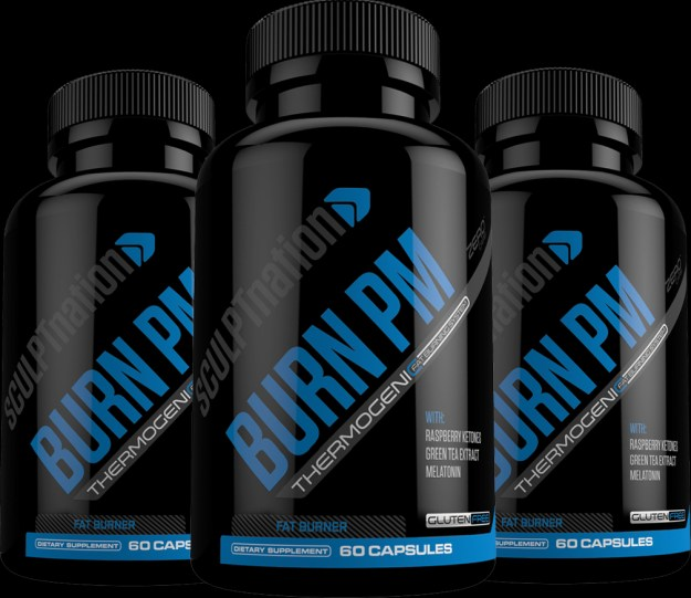 Burn PM by SculptNation   Cool Gift Ideas for Fitness Enthusiast