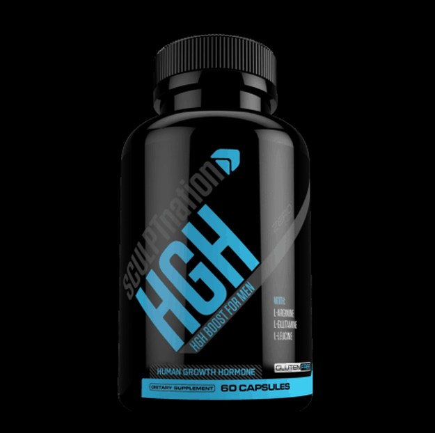 HGH Booster by SculptNation | Cool Gift Ideas for Fitness Enthusiast