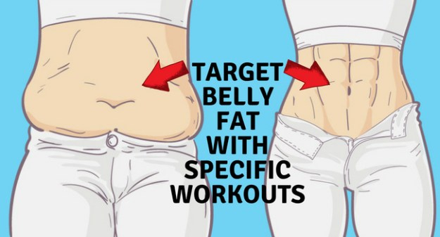 How to Target Belly Fat Through Different Types of Training | Best of 2018 on V Shred