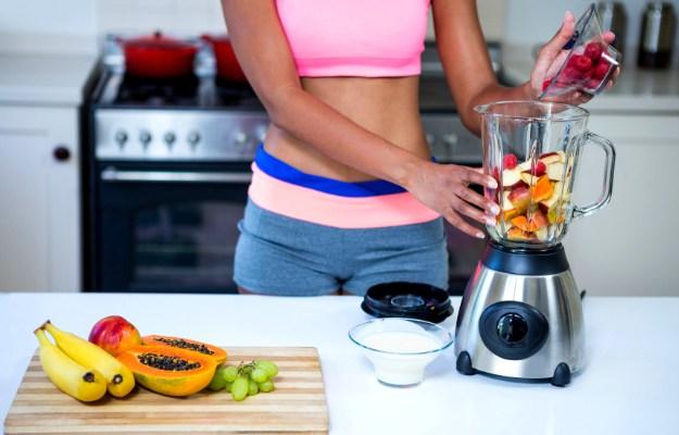 Fruit Blender   Cool Gift Ideas for Fitness Enthusiast