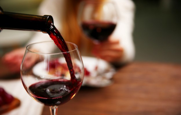 Red Wine | How To Size Out Your Thanksgiving Calories