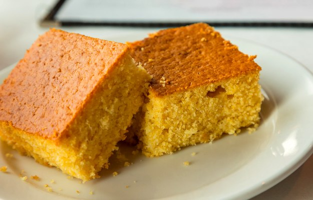 Cornbread (Without Butter) | How To Size Out Your Thanksgiving Calories