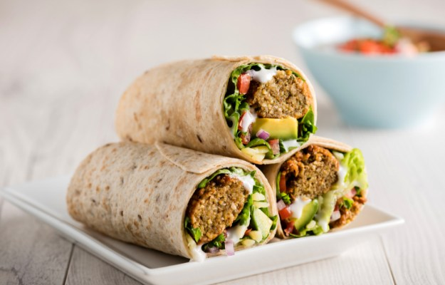 Vegan Burrito | Easy and Healthy Lunch Ideas To Fuel You Up