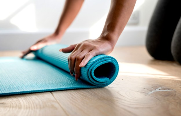 Yoga Mat   Cool Gift Ideas for Fitness Enthusiast
