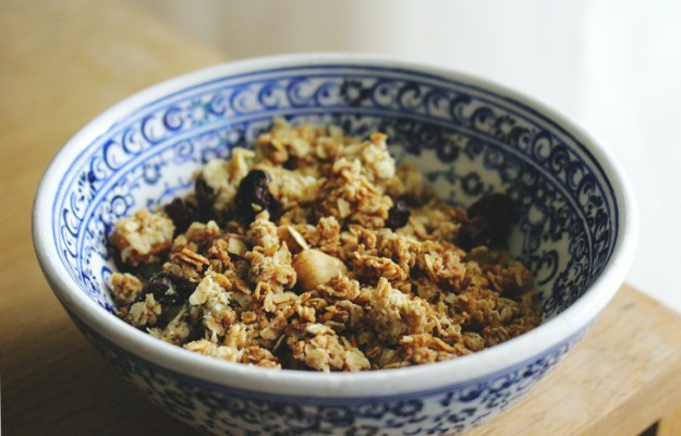 Peanut Butter Banana Bread Granola | Easy and Healthy Lunch Ideas To Fuel You Up