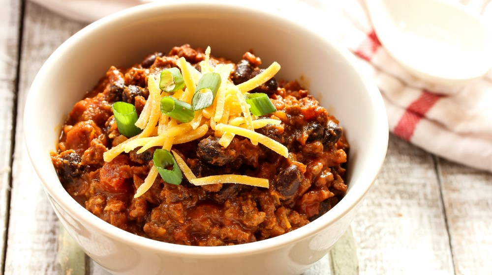 Feature | Winter Muscle-Building Chicken Chili