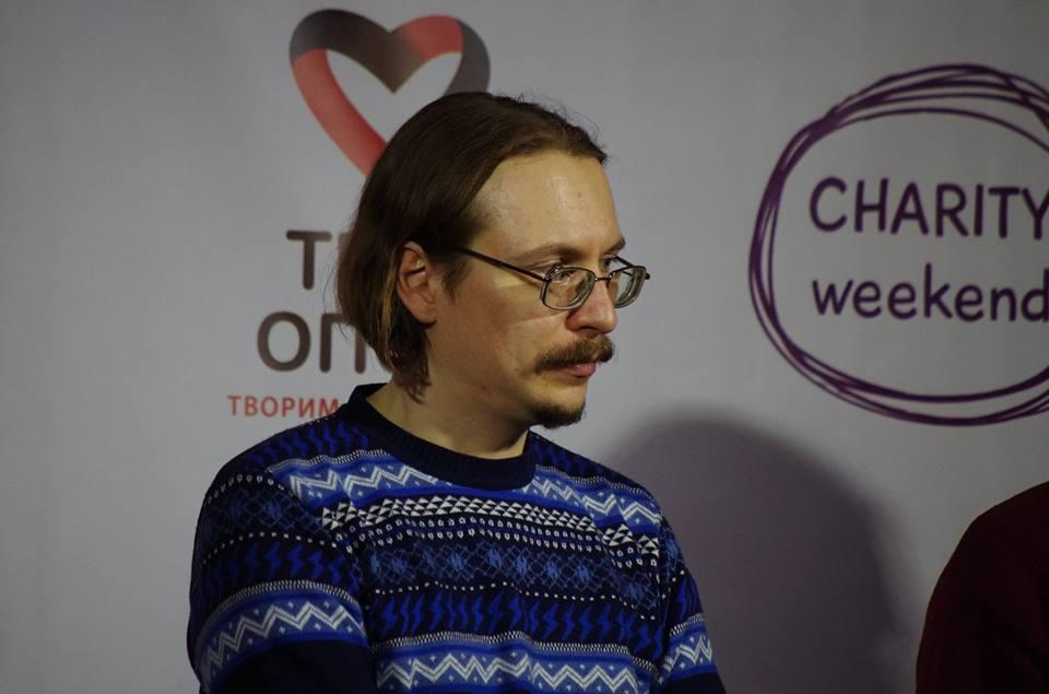 Фото з особистої сторінки Володимира Арєнєва у Facebook
