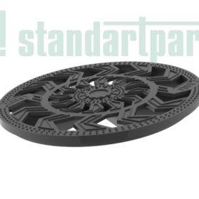 Решетка водоприемная Spark РВ - 25-ПП– круглая пластиковая 3382