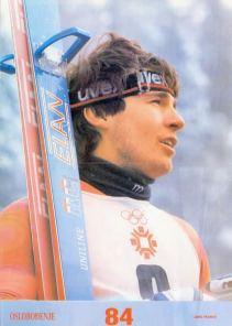 Jure Franko (JU) srebrena medalja u VSL