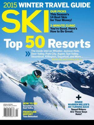 Ski magazin 2015.