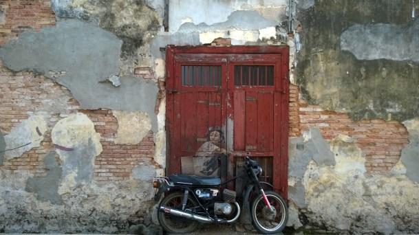 Bawak motor tanpa lesen