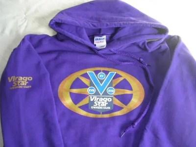 VSOC Purple Hoodie