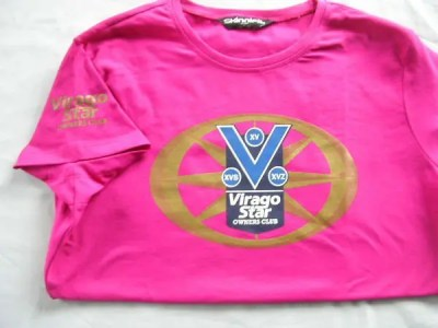 VSOC Ladies T-Shirt - Pink