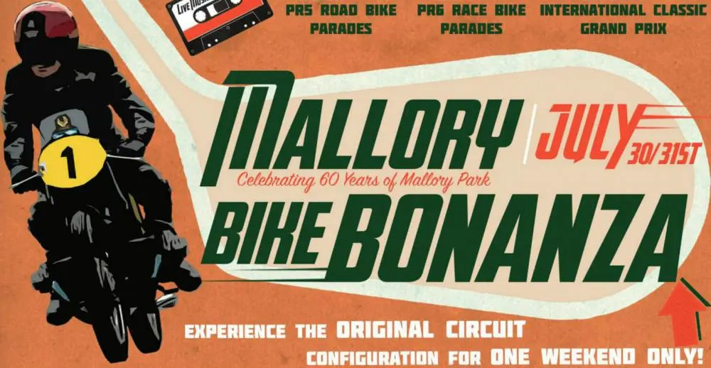 Mallory Park Bike Bonanza