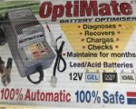 20/05/19-OPTIMATE 3 Battery Charger Conditioner,Desulphater(Still the Best)