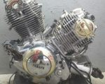 86 1986 Yamaha VIRAGO XV1100 XV 1100 Virago engine motor