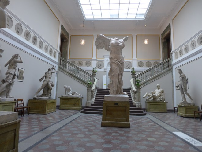 Konstakademien, The Royal Academy of Fine Arts.