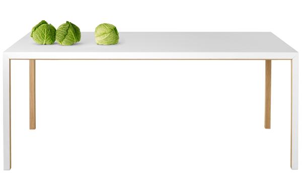 FRAME. Table design by Eva Lilja Löwenhielm and Anya Sebton for Asplund.