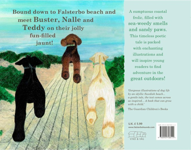 The Hounds of Falsterbo paperback version.