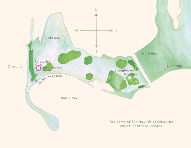Map Illustration.