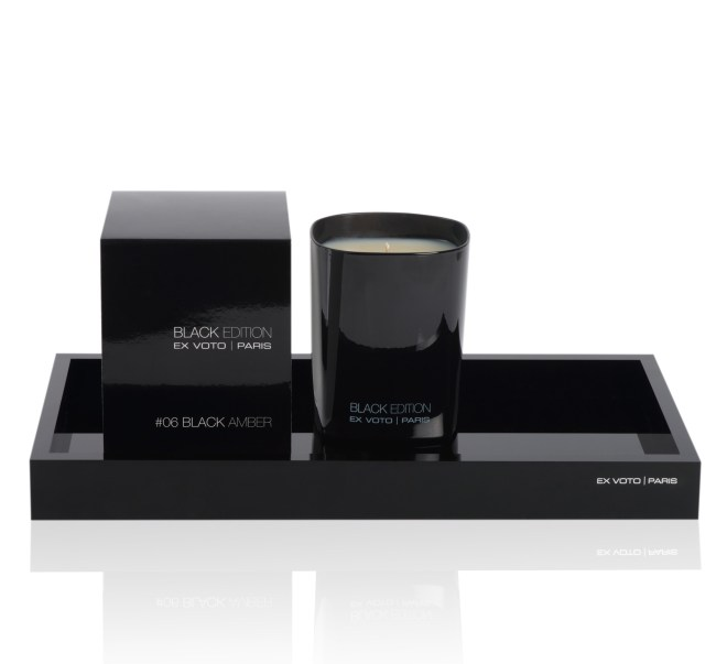 EVP_Black Edition candle