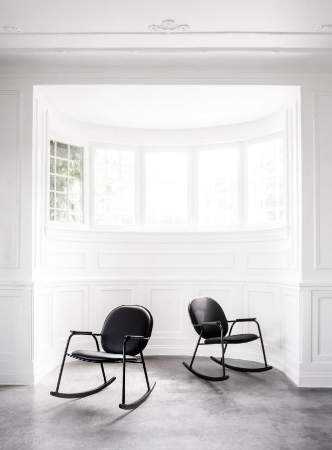 Frederik Werner Rocking Chair4391