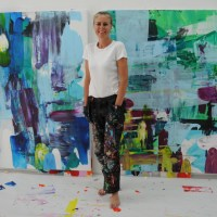 Artist Interview - Astrid Sylwan