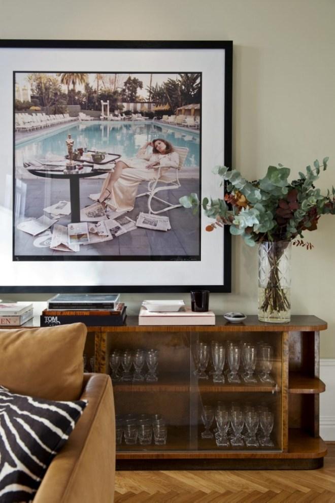 Faye Dunaway by Terry O'Neill.