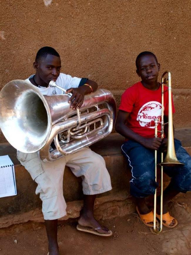 Uganda 2010.