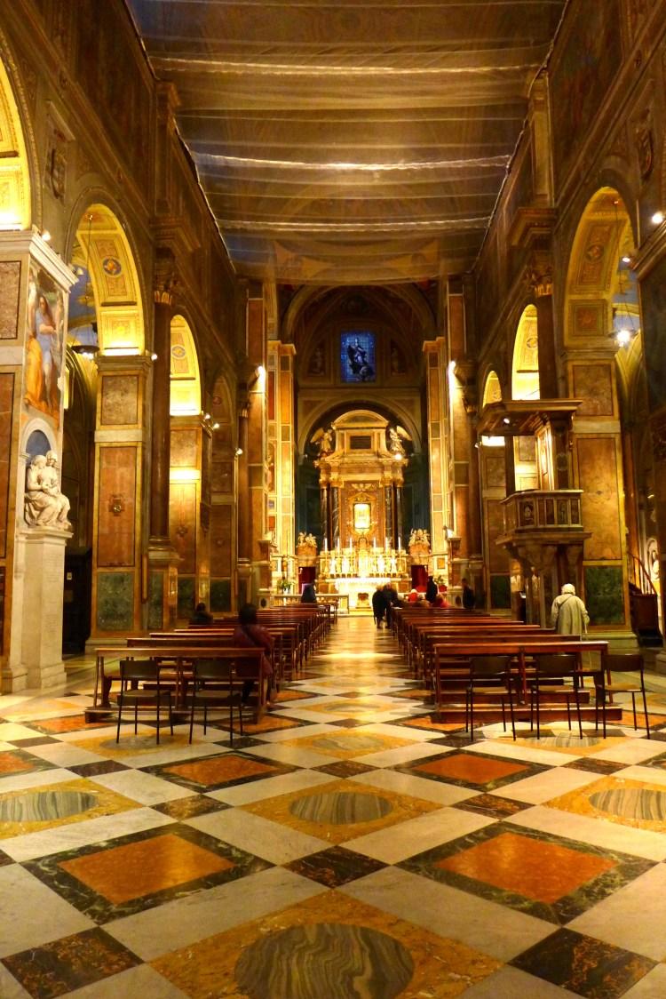 15th Century Basilica of Sant'Agostino.