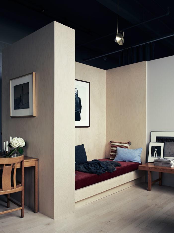 Pia Ulin's home in Brooklyn.