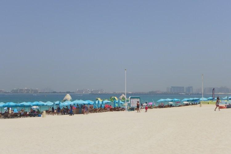Jumeirah Beach.