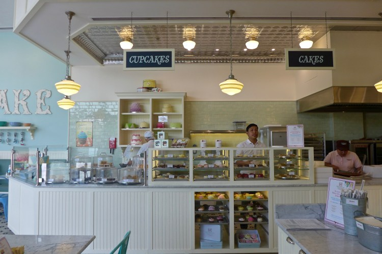 New York favourite, Magnolia Bakery is a must for my favourite Red Velvet cupcake. JBR.