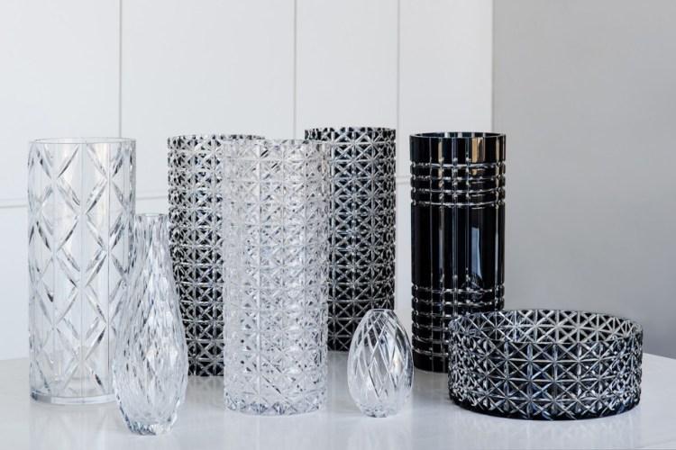 Cut Glass, Orrefors. Ingegerd Råman. V Söderqvist Blog.